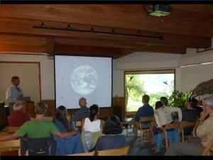 Gaia Theory Presentation at Aspen Center for Environmental Studies