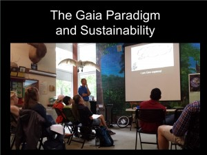 GMU Gaia and sustainability workshop