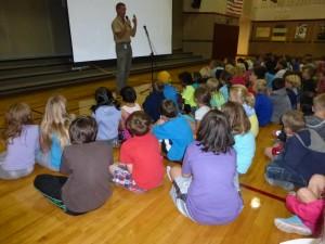 Gaia, Earth Science, Louisville Elementary School, 10, 2013