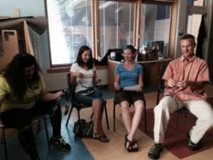 Storytelling Workshop for Lafayette Rec